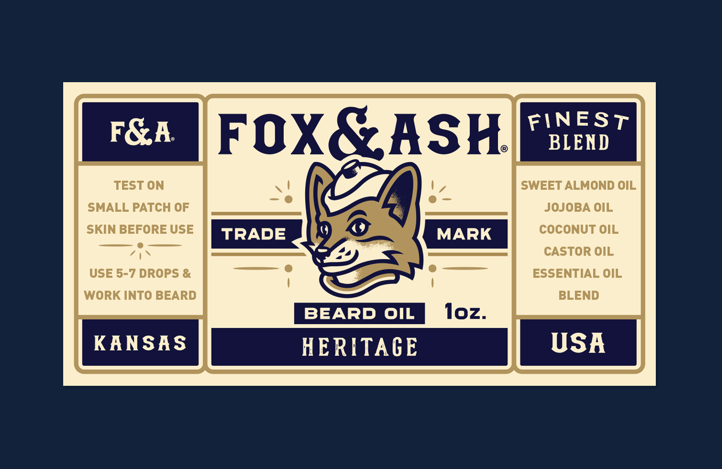 Fox & Ash Barbershop