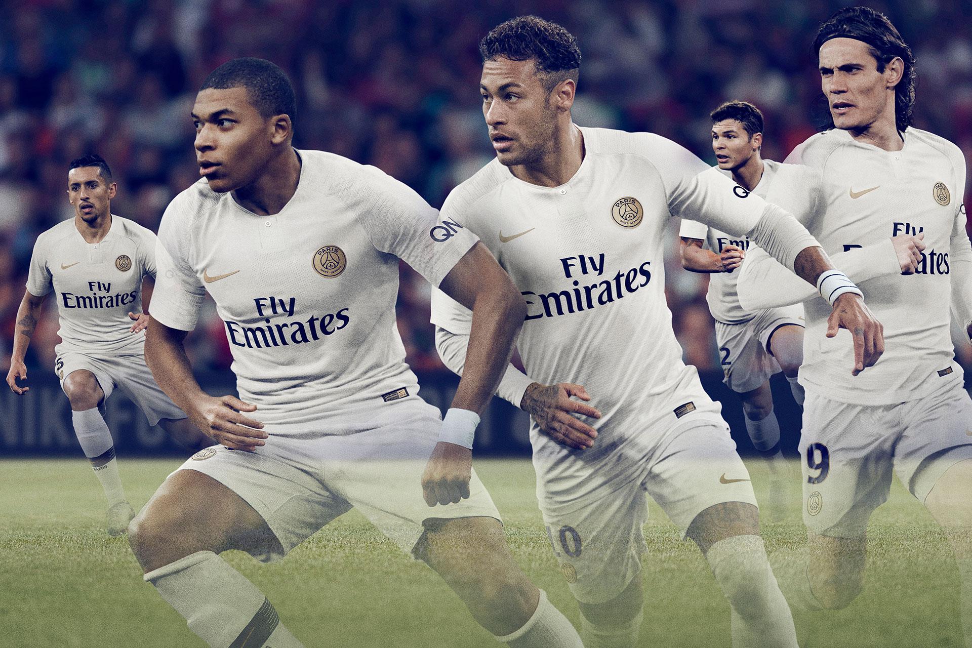 PSG 2018-19 Away Nike